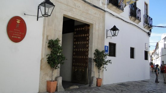 Las Casas de La Juderia : Main entrance