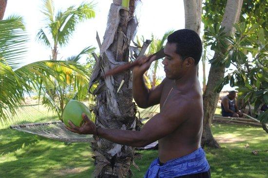 Robinson Crusoe Island : Скоро будем пить