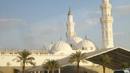 Mosquée de Quba : View outside