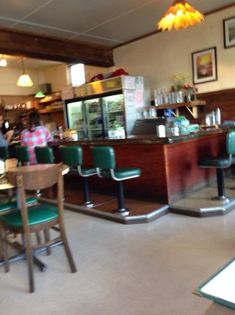 Woodrose Cafe: Cute place
