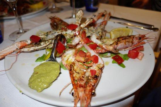 Il Porticciolo: Seafood platter