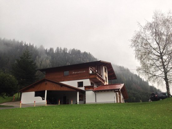 Gastehaus Alpenblick : Отель