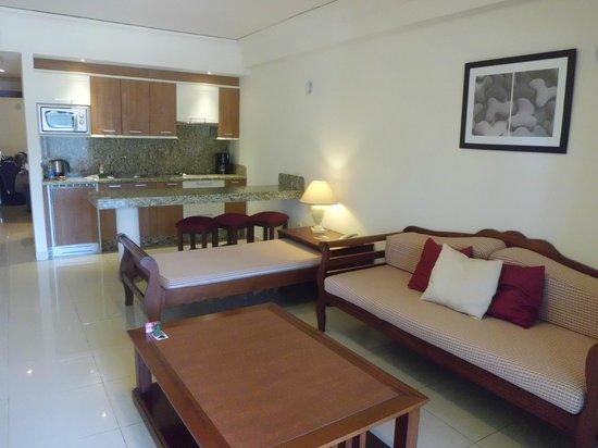 Marylanza Suites & Spa : Suite