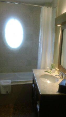 Les Jardins de Beauval : Salle de bain