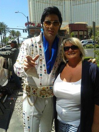 Monte Carlo Resort & Casino : Elvis lives