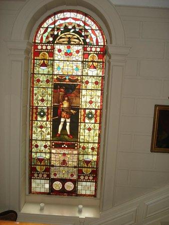 Eshott Hall: Hallway