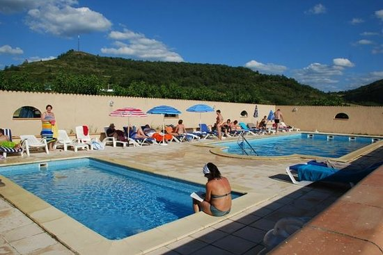 Bouriege, Francia: la piscine