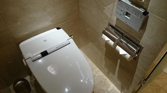 Shangri-La Hotel, Tokyo: Toilet