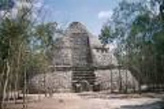 Ruines de Cobá : Coba Ruins