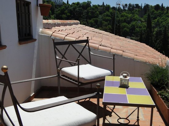 Solar Montes Claros: Private Terrace
