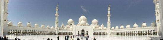 The St. Regis Saadiyat Island Resort: Grand Mosque