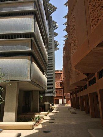 The St. Regis Saadiyat Island Resort: Masdar City Buildings - You've seen it no need to go.