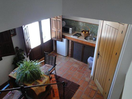 Solar Montes Claros: Kitchen