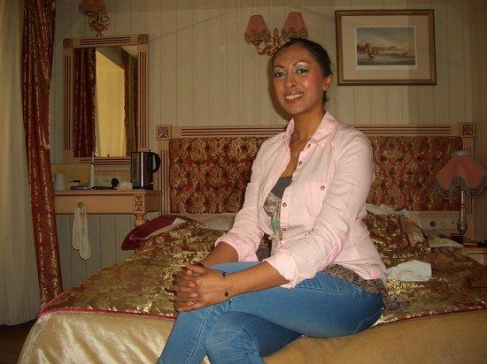 Albatros Premier Hotel: my boudoir :)