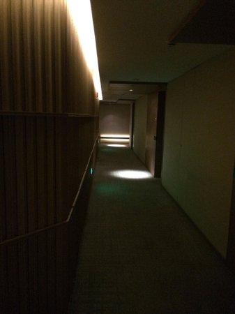 The East Hotel Hangzhou : Hotelflur