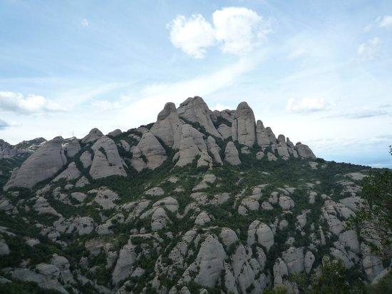 Sant Jeroni: 山1