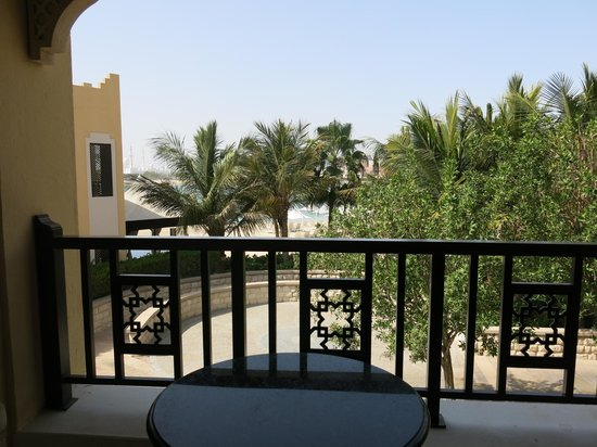 Shangri-La Hotel, Qaryat Al Beri, Abu Dhabi: вид из номера