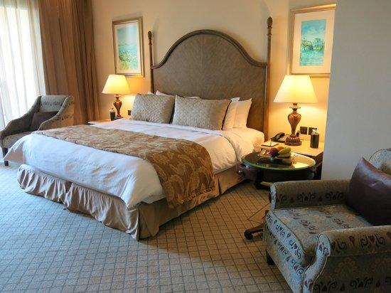 Shangri-La Hotel, Qaryat Al Beri, Abu Dhabi: номер