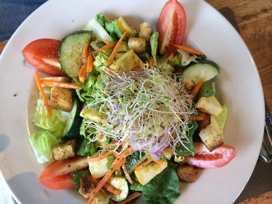 James' Breakfast and More: Splendid salad