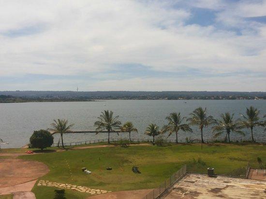 Bay Park Resort Hotel : Vista da sacada