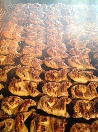 Gemma Grill: Pollo alla griglia