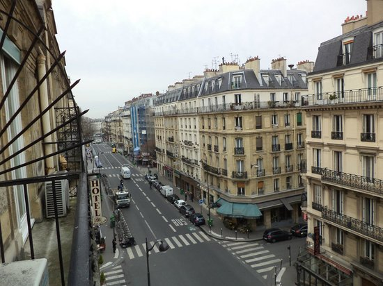 Moderne St-Germain Hotel : El otro lado