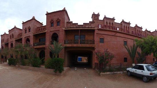 Hotel Lakasbah: Aussenansicht, Fassade