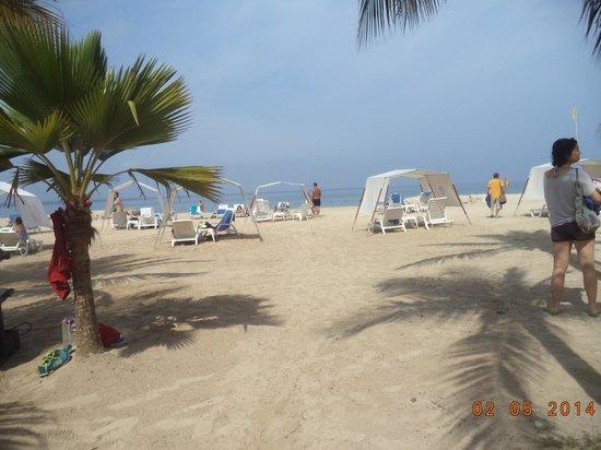 Decameron Barú: playa