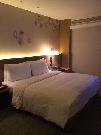 The East Hotel Hangzhou : Bett