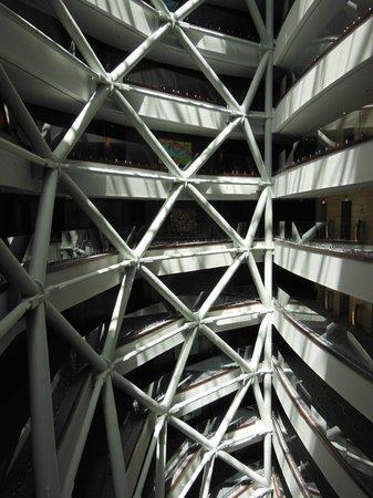 Hyatt Capital Gate: Building