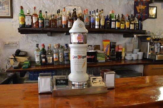 Restaurante La Parrilla : Bar
