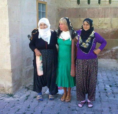Gamirasu Cave Hotel: Turkish Delights