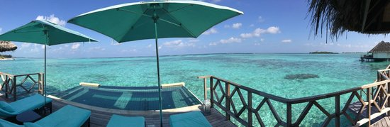 Four Seasons Resort Maldives at Kuda Huraa : Suite