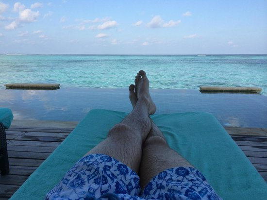 Four Seasons Resort Maldives at Kuda Huraa : Views