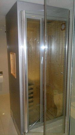 Casa Calma Hotel : sauna