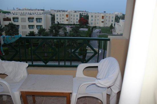 Tia Heights Makadi Bay: Балкон