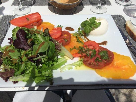 La Plancha du Port : Fresh and tasty!