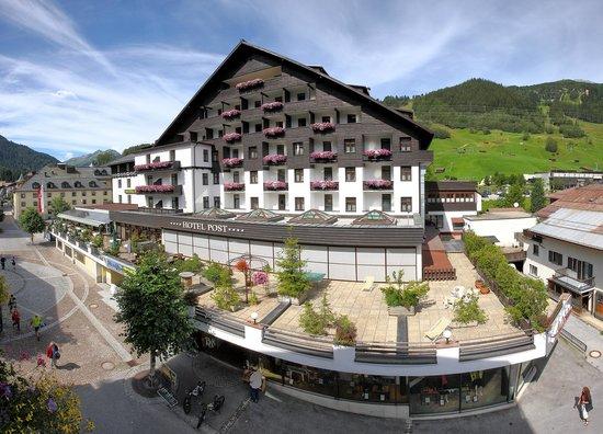 Hotel Post**** - Sommer