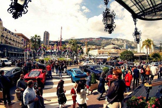 Columbus Monte-Carlo: Casino