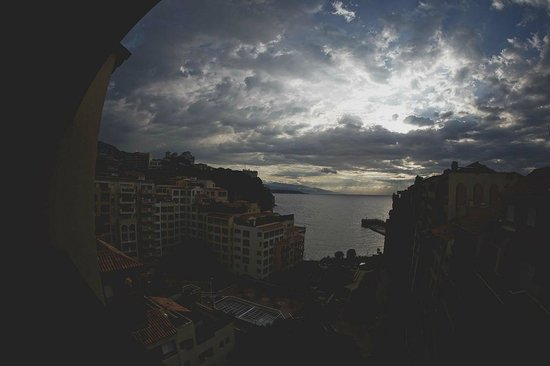 Columbus Monte-Carlo : View from 1st terrace