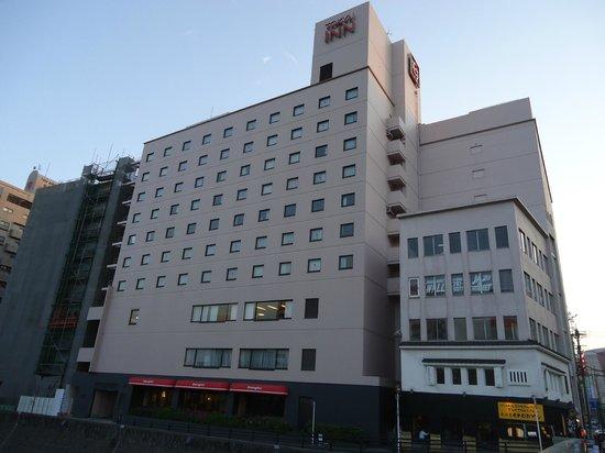 Kagoshima Tokyu REI Hotel: Vista externa