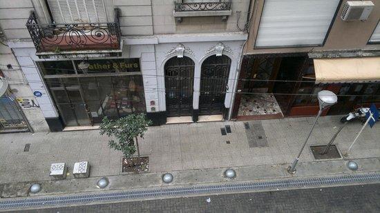 Casa Calma Hotel : Vista da varanda