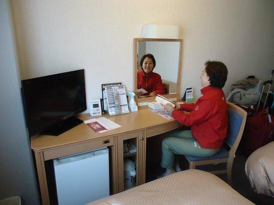 Kagoshima Tokyu REI Hotel: Interior do quarto