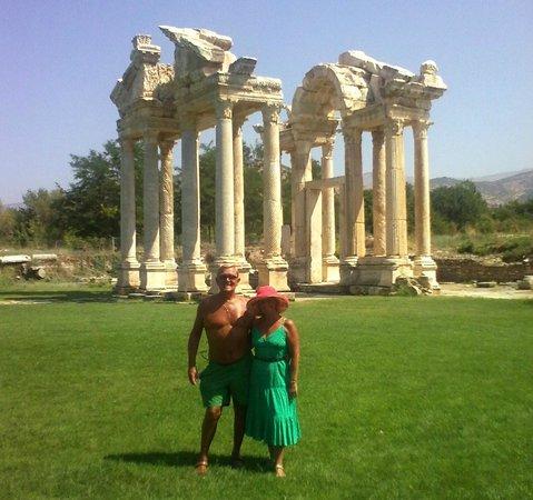 Aphrodisias: Temple of Aphrodite