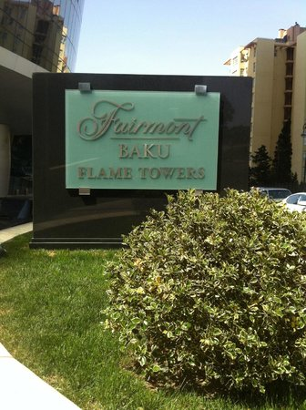 Fairmont Baku : hotel