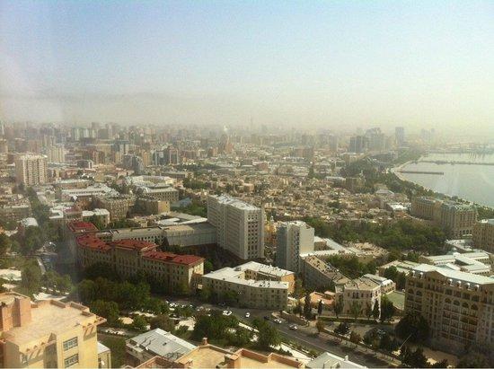 Fairmont Baku : view