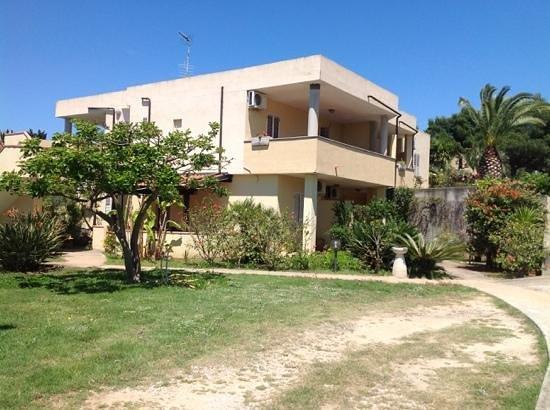 Hotel Residence Sciaron: Корпус с апартаментами