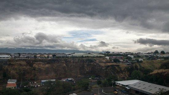 Wyndham Garden San Jose Escazu : View from room
