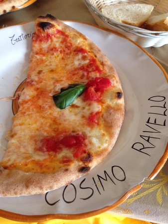 Cumpa' Cosimo : Shared the pizza and wished I hadn't :-)