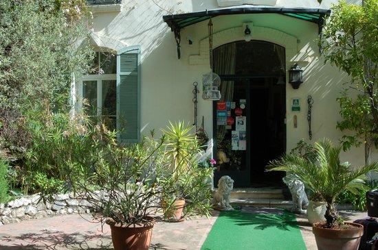 Hotel La Bellaudiere : Entrata Hotel